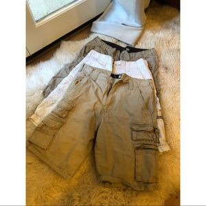 Other - Cargo Shorts 3 pack